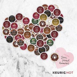 From $35.2 108-Ct Keurig Coffee K-Cups + $10 Target GC