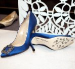 Up to $10000 Gift Cardwith Manolo Blahnik Purchase of $500 or More @ Bergdorf Goodman