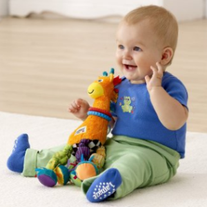 Lamaze Clip & Go Stretch The Giraffe @ Amazon