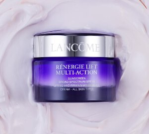 Up to 20% Off When You Buy Skincare Regimen @ Lancome