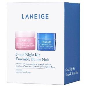 Buy 1 Get 1  25% off Laneige Good Night Kit Trial Size