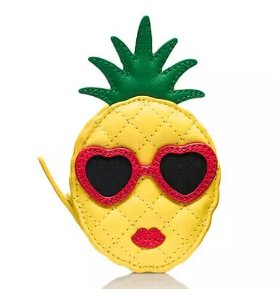 cedar street pineapple coin purse @ kate spade