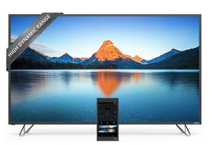 "Vizio M55-D0 55"" 4K Ultra HD HDR TV Home Theater Display"