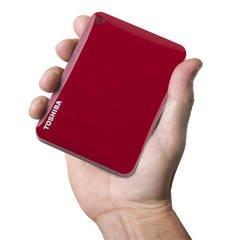 Toshiba Canvio Connect II 3TB Portable Hard Drive