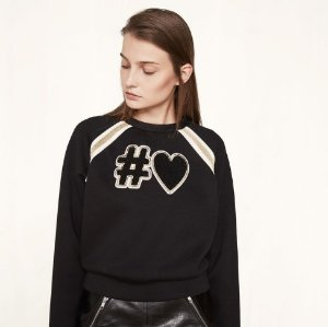 25% Off Sweatshirt Sale @ Maje