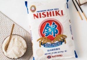 $12.79 Nishiki Premium Grade Rice 15 lbs
