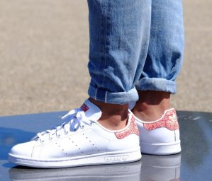 $69.98 Women's adidas Originals Stan Smith Casual Shoes @ FinishLine.com