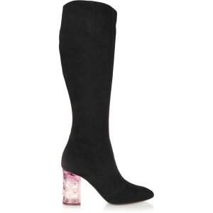 Carnaby suede knee boots | Nicholas Kirkwood | US | THE OUTNET