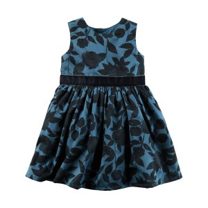Sateen Dress | Carters.com