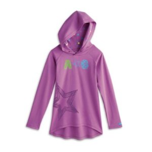Starry Hoodie for Girls