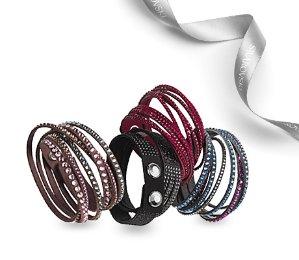 Free Slake Bracelet($69 value)with Orders over $175 @ Swarovski