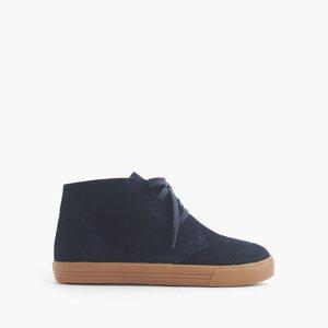 Kids' Suede Macalister Sneakers : Boys' Sneakers   J.Crew