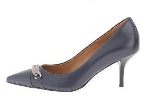 $59.99包邮COACH Bowery 尖头单鞋