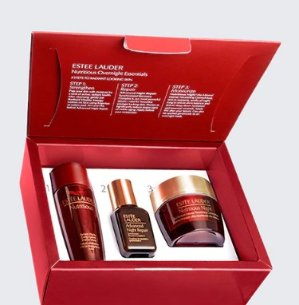 20% off $100 with value sets+ Up to 8 deluxe samples @ Estee Lauder Dealmoon Doubles Day Exclusive!