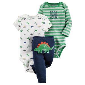 Baby Boy 3-Piece Little Character Set | Carters.com