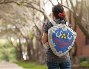 $14Nintendo Link's Shield Backpack