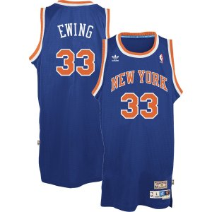 adidas Originals Men's New York Knicks Patrick Ewing #33 Royal Throwback Swingman Jersey| DICK'S Sporting Goods
