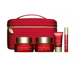 $180(reg.$230) Clarins Limited Edition Super Restorative Luxury Collection