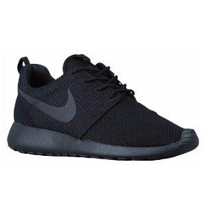 Nike Roshe One - Men's - Running - Shoes - Black/Black