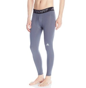 $10.89 adidas Men's Training Techfit Long Tights