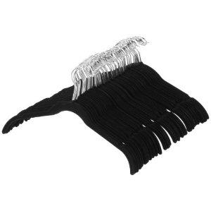 AmazonBasics Velvet Shirt/Dress Hangers - 50 Pack