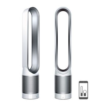Save Up to $100Dyson Pure Hot Or Cool Link Air Purifier Heater Or Fan