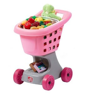 2016 Black Friday! $15.29 Step2 Little Helper's Shopping Cart