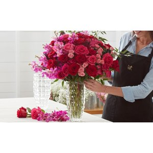 Valentine's Day Flowers & Gifts - FTD.com