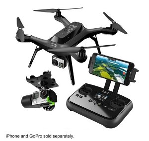 3DR Solo Drone and Gimbal Camera Mount