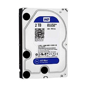 $19.99Western Digital Blue 2TB SATA 5400RPM 64MB OEM Hard Drive