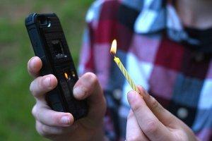 ZVE iPhone 6s Case w/ Built-in Cigarette Lighter/Bottle Opener/ Camera Stable Tripod