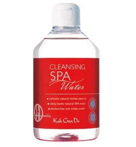 $31.2 (reg.$39) Koh Gen Do Cleansing Water 300ml