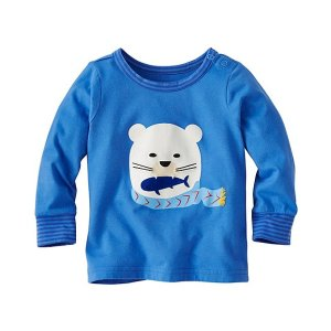 Baby Art Tee In Supersoft Jersey | Baby Sale Tops & Bottoms