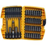 DeWalt 45 pc. Screwdriving Bit Set w/ Case