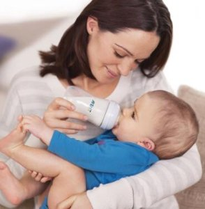 Philips Avent Natural Polypropylene Bottle 11 Ounce 3Count