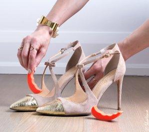 鞋子不跟脚怎么破?试试这些方法