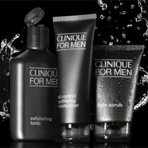 $19.5 Clinique For Men Great Skin Set (Normal to Oily/Dry)