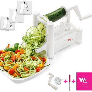 WonderVeg Vegetable Spiralizer