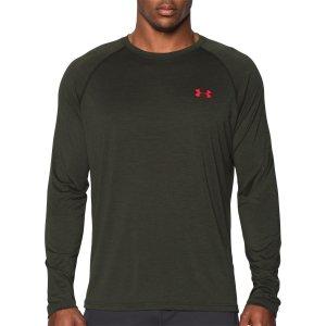 Under Armour Men's Tech Novelty Long Sleeve Shirt| DICK'S Sporting Goods