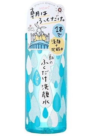 直邮中美!$7.2/RMB47.5超好口碑 bison Raquick 晨间护理 洗颜化妆水 清爽型 310ml 特价