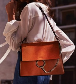 Earn Up to a $900 Gift Card with Chloe Women Handbags Purchase @ Saks Fifth Avenue