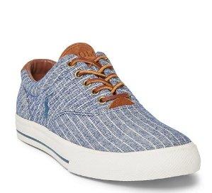 Up to 70% Off + Extra 20% Off Men's Sneaker Sale @ Ralph Lauren