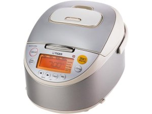 Tiger JKT-B10U Induction Heating Rice Cooker and Warmer,5.5 Cups Uncooked