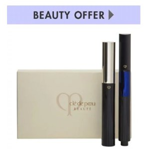 Free 2 Full-Size Gift with any $350 Clé de Peau Beauté purchase  @ Neiman Marcus