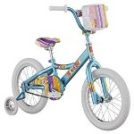 Diamondback Bicycles Youth Girls 2015 Mini Impression Complete Bike, Teal