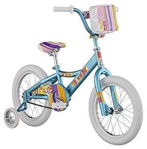 $56.32 Diamondback Bicycles Youth Girls 2015 Mini Impression Complete Bike, Teal