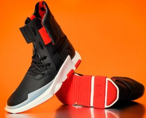 $420 the NEW Y-3 Noci High Top Sneaker at Nordstrom