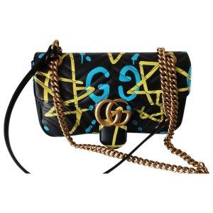(2) multicolour Leather GUCCI Handbag - Vestiaire Collective
