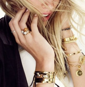 Up to $900 Gift Card MONICA VINADER Jewelry Sale @ Saks Fifth Avenue