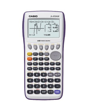 $32.5 Casio fx-9750GII Graphing Calculator